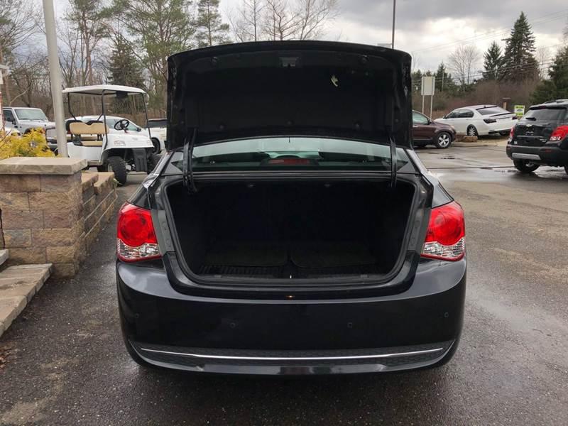2012 Chevrolet Cruze LTZ (image 6)