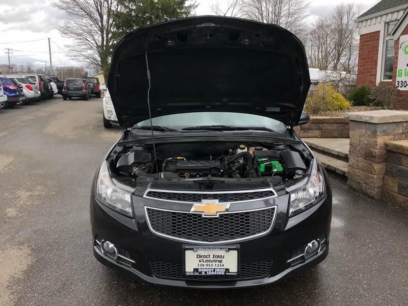 2012 Chevrolet Cruze LTZ (image 12)