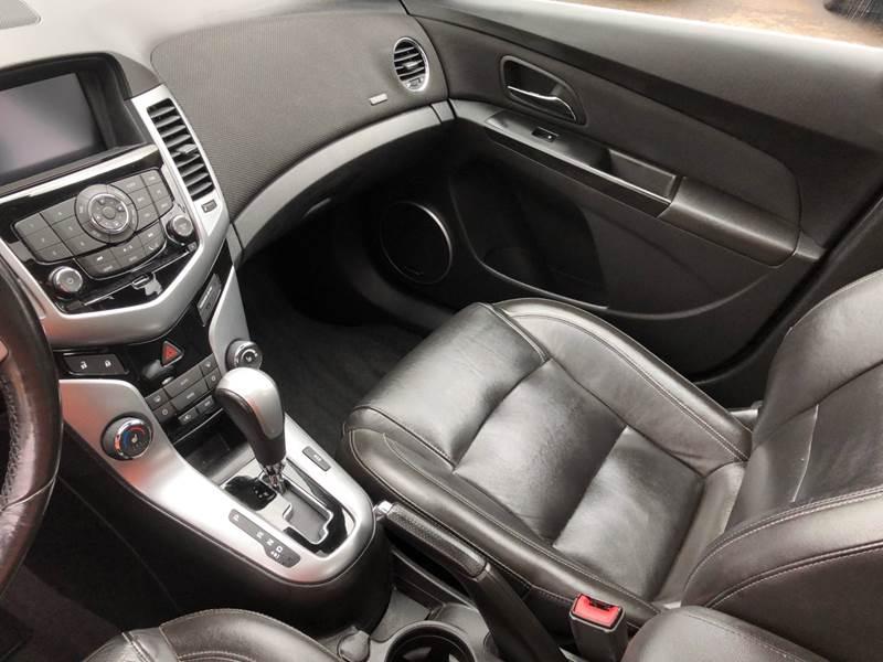 2012 Chevrolet Cruze LTZ (image 23)