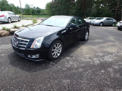 2008 Cadillac CTS for sale at Direct Sales & Leasing in Youngstown OH
