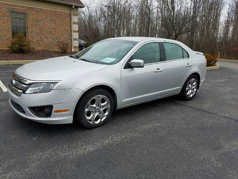 2011 Ford Fusion for sale in Youngstown, OH