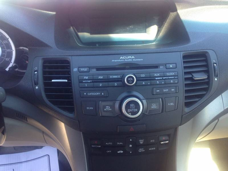 2009 Acura Tsx In Youngstown OH - Direct Sales & Leasing on