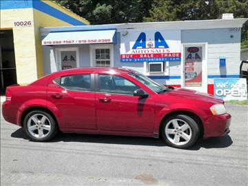 2008 Dodge Avenger for sale in Fuquay Varina, NC