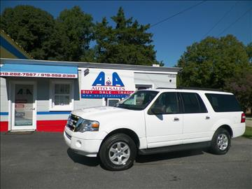 2010 Ford Expedition EL for sale in Fuquay Varina, NC