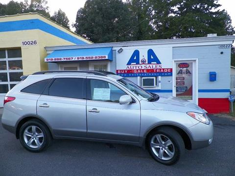 2010 Hyundai Veracruz for sale in Fuquay Varina, NC