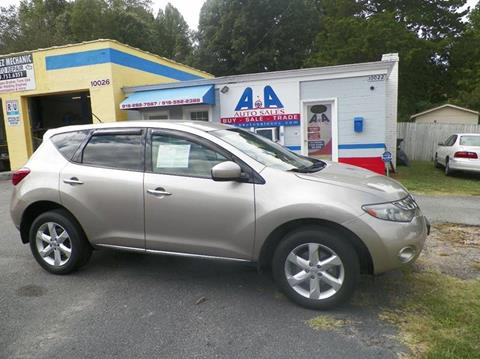2010 Nissan Murano for sale in Fuquay Varina, NC