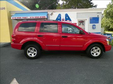 2004 Dodge Durango for sale in Fuquay Varina, NC