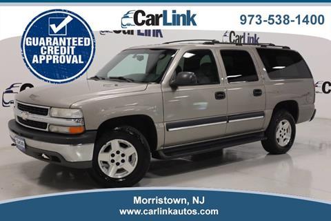 2001 Chevrolet Suburban for sale in Morristown, NJ