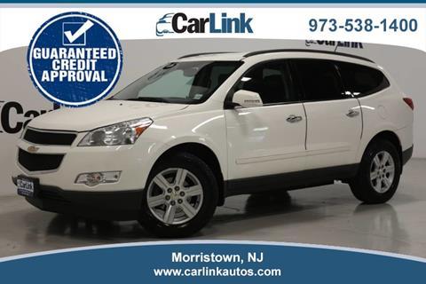 2012 Chevrolet Traverse for sale in Morristown, NJ