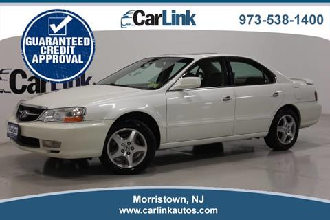 2003 Acura TL for sale in Morristown, NJ