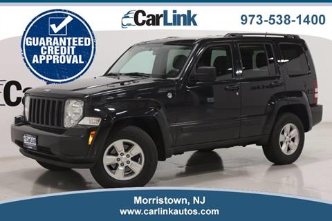 2012 Jeep Liberty for sale in Morristown, NJ