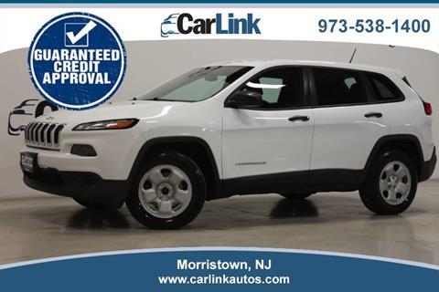 2014 Jeep Cherokee for sale in Morristown, NJ