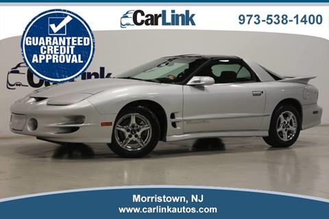 2002 Pontiac Firebird for sale in Morristown, NJ