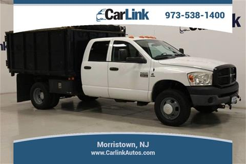 2007 Dodge Ram Chassis 3500 for sale in Morristown, NJ
