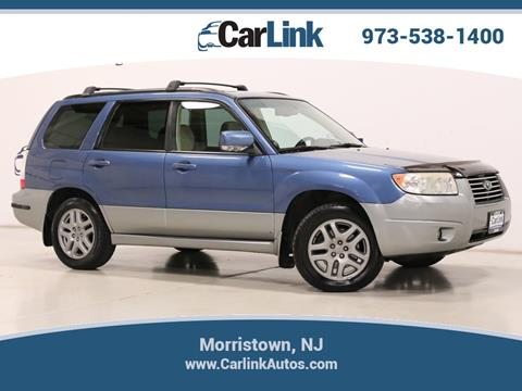 2007 Subaru Forester for sale in Morristown, NJ