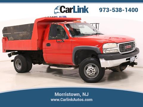 2002 GMC Sierra 3500 for sale in Morristown, NJ