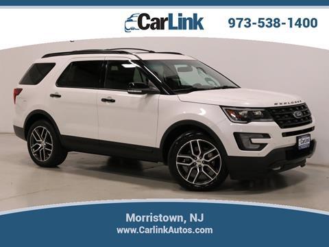 2016 Ford Explorer for sale in Morristown, NJ