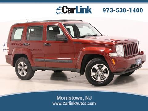 2009 Jeep Liberty for sale in Morristown, NJ