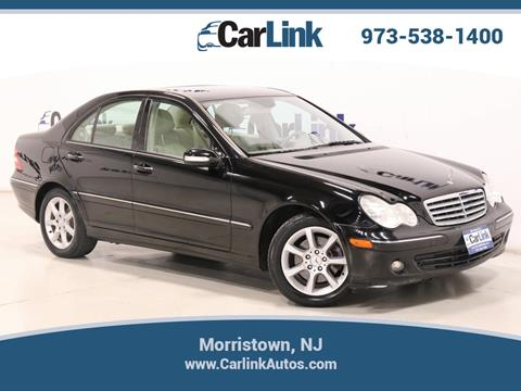 2007 Mercedes-Benz C-Class for sale in Morristown, NJ