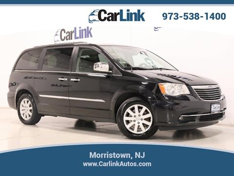 2012 Chrysler Town and Country for sale in Morristown, NJ