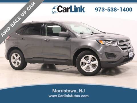 2016 Ford Edge SE for sale at CarLink in Morristown NJ