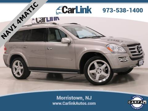 2008 Mercedes-Benz GL-Class GL 550 4MATIC for sale at CarLink in Morristown NJ