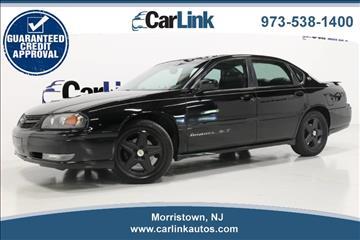 2004 Chevrolet Impala for sale in Morristown, NJ