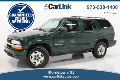 2004 Chevrolet Blazer for sale in Morristown, NJ