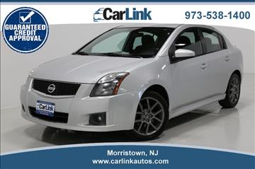 2011 Nissan Sentra for sale in Morristown, NJ