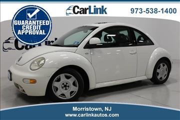 2000 Volkswagen New Beetle for sale in Morristown, NJ