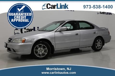 2001 Acura TL for sale in Morristown, NJ