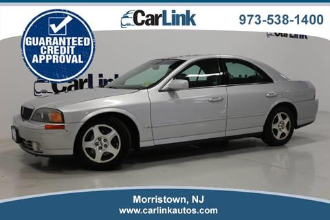 2000 Lincoln LS for sale in Morristown, NJ