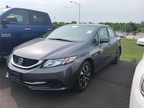 2015 Honda Civic for sale in Richmond, KY