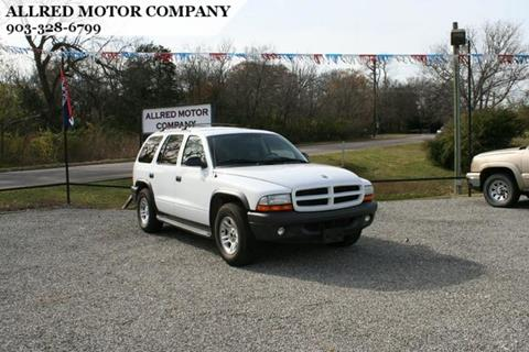 2003 Dodge Durango for sale in Sherman TX