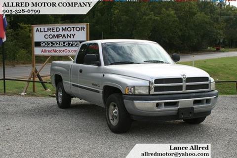 2001 Dodge Ram Pickup 1500 for sale in Sherman, TX