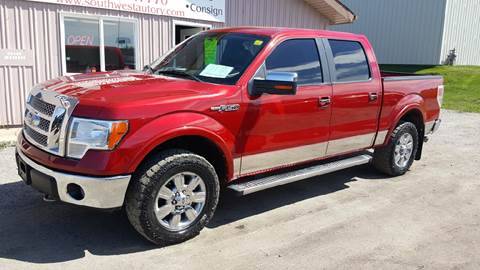 2010 Ford F-150 for sale in Redwood Falls, MN