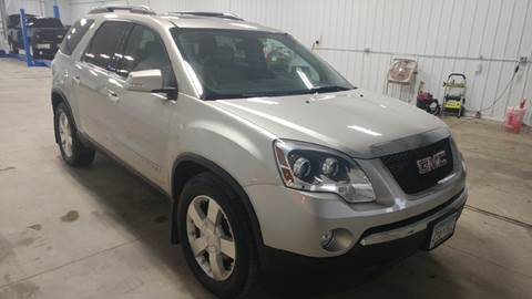 2008 GMC Acadia for sale in Redwood Falls, MN