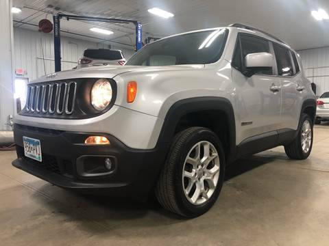 2015 Jeep Renegade for sale in Redwood Falls, MN
