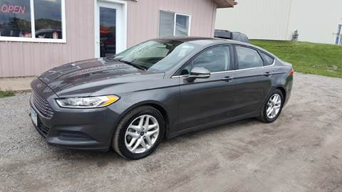 2015 Ford Fusion for sale in Redwood Falls, MN