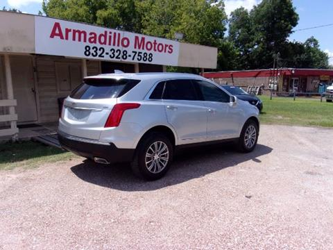 2017 Cadillac XT5 for sale in Pearland, TX