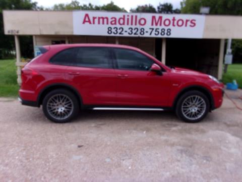 2015 Porsche Cayenne for sale in Pearland, TX