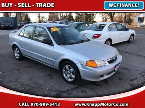 2000 Mazda Protege for sale in Fort Collins, CO