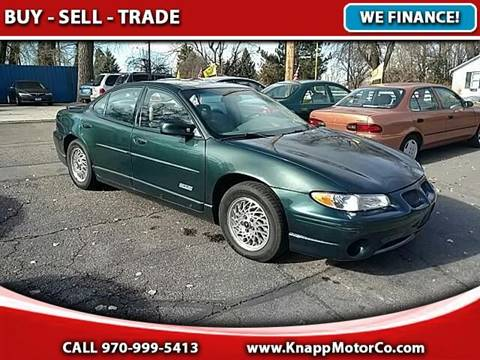 1999 Pontiac Grand Prix for sale in Fort Collins, CO