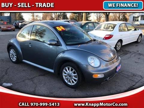 2004 Volkswagen New Beetle for sale in Fort Collins, CO