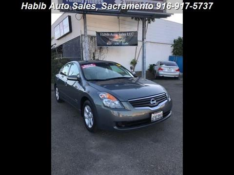 2009 Nissan Altima Hybrid for sale in Sacramento, CA