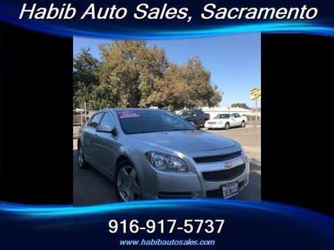 2009 Chevrolet Malibu for sale in Sacramento, CA