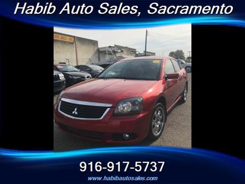 2009 Mitsubishi Galant for sale in Sacramento, CA