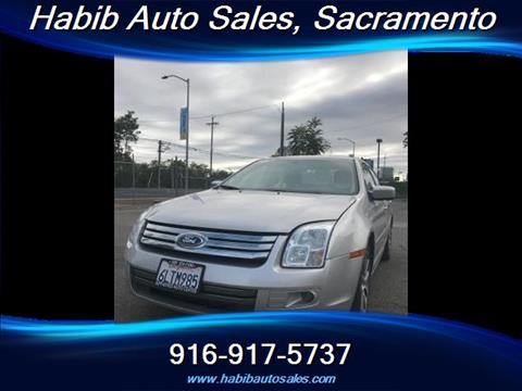 2008 Ford Fusion for sale in Sacramento, CA