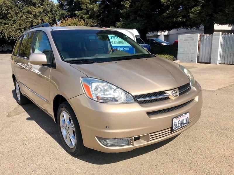 2005 Toyota Sienna For Sale At Habib Auto Sales Llc In Sacramento CA