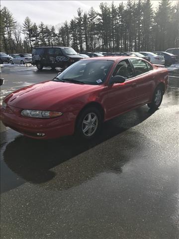 2003 Oldsmobile Alero for sale in Middleboro, MA